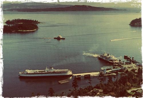 Swartz Bay, Britisih Columbia